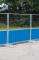Clôtures de chantier opaques3D View