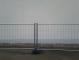 Clôtures de chantier H 1.00 mArrière