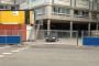 Portail de chantier coulissant autoportant3D View