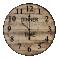 Horloge industrielleArrière