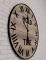 Horloge industrielleHaut