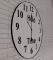 Horloge industrielleGauche