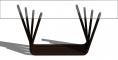 Table de bureau moderneArrière