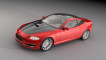 Dosch Design Car Sample3D View